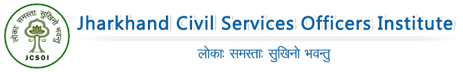 Jharkhand Civil Services Officers Institute